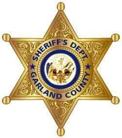 Garland county Badge
