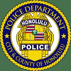 Honolulu PD logo