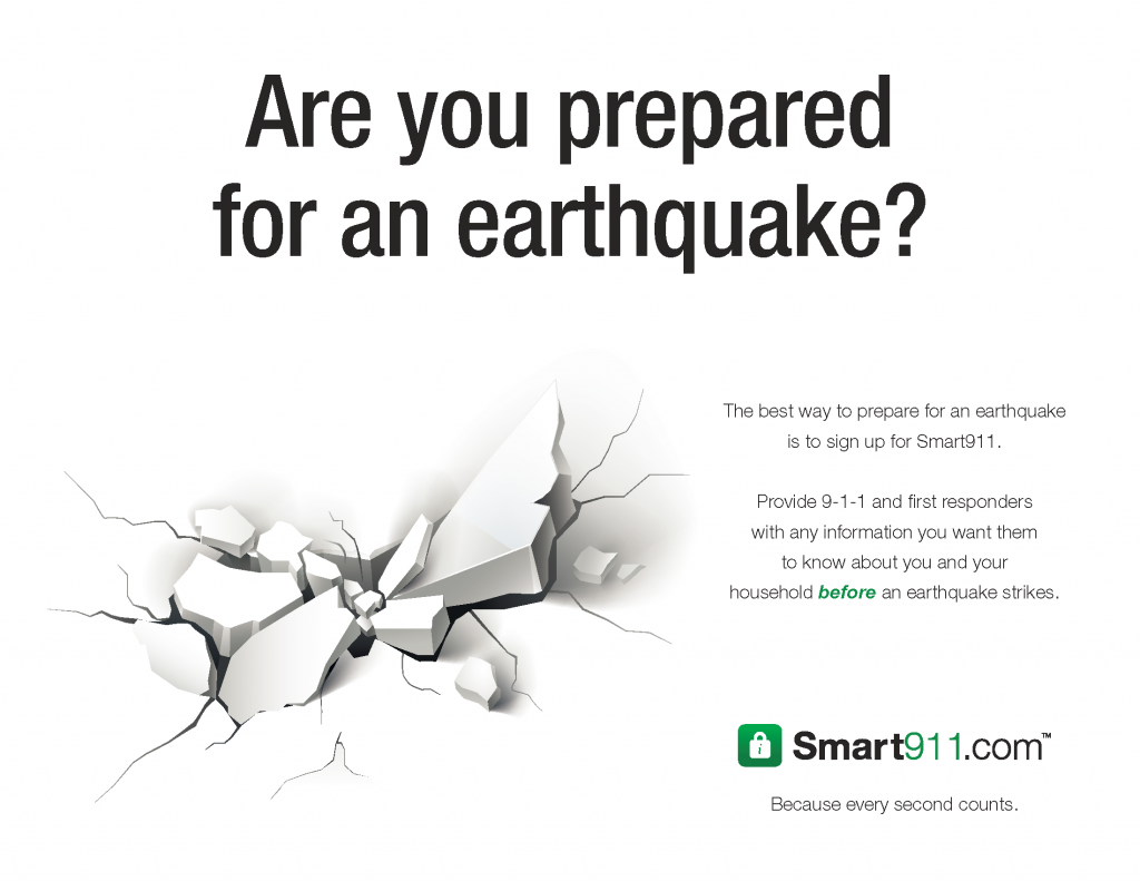 Smart911_Earthquake