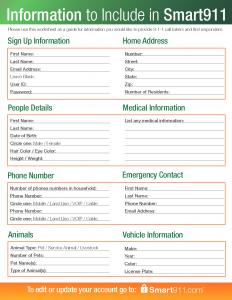 Smart911_SignUp_Form_Medical