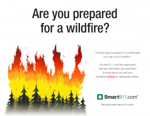 Smart911_Wildfire