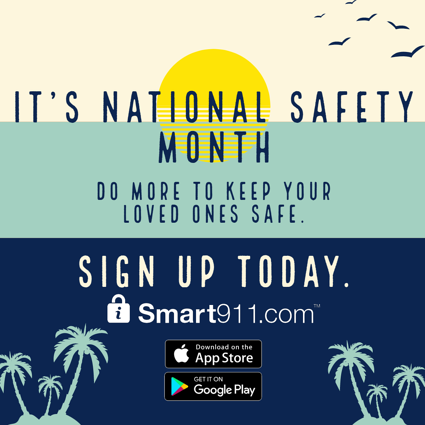 National Safety Month Loved Ones